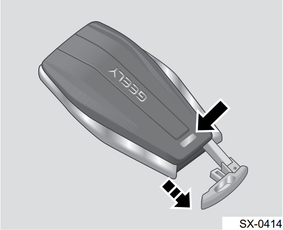 Смарт-ключ Geely Coolray 1.PNG